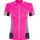 PEARL iZUMi Select Escape SS Jersey Women Screaming Pink Parquet